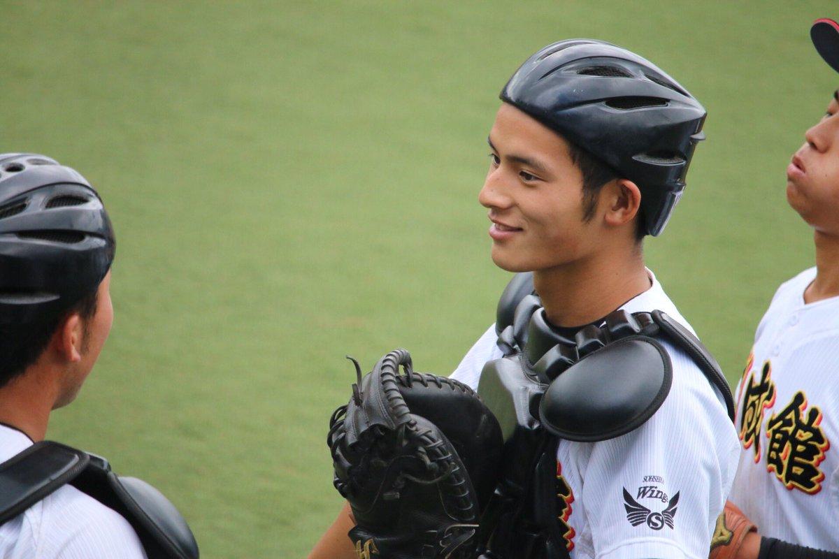 okadakenshi 10 - 【画像】岡田健史の高校時代の野球部姿がイケメン!中学から5年間スカウトされた?