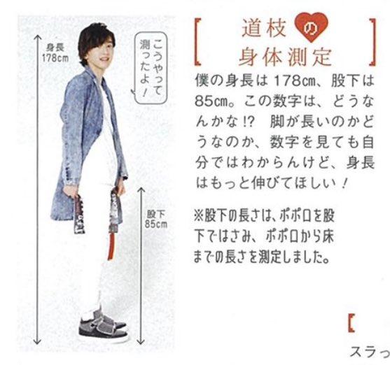 michieda 8 - 道枝駿佑のドラマの子役姿が可愛すぎる!デビュー作から現在までで身長が急成長!