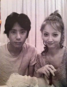 sasakinozomi 2 232x300 - 佐々木希の歴代彼氏は実は少ない?尽くすタイプで二宮和也のためにゲームが趣味になった過去も?