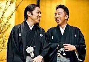 ennosuke kagawa6 - 市川猿之助と香川照之の関係は従兄弟(いとこ)!半沢直樹での顔が似てると話題!