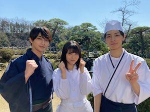 takasugi yokohama 6 - 高杉真宙と横浜流星は日出高校の同じクラス出身!高校時代の画像&エピソードまとめ