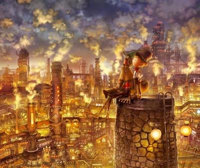 entotsumachi 7 - 『えんとつ町のプペル』のあらすじとネタバレ!大人もハマる物語を結末まで解説