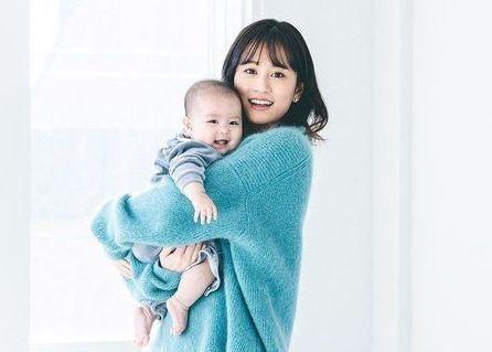 前田敦子,子供,写真