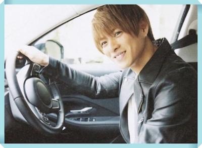 平野紫耀,車,写真