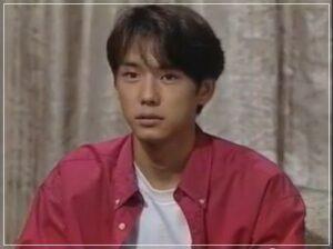 西島秀俊,若い頃画像
